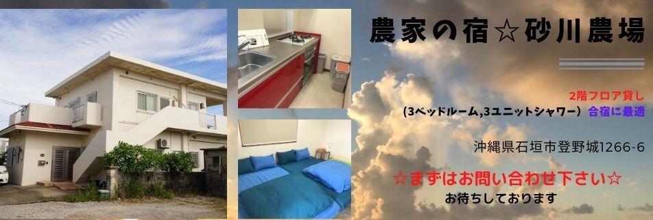 石垣島から砂川家の元気なオクラをお届けします!! | 砂川農場